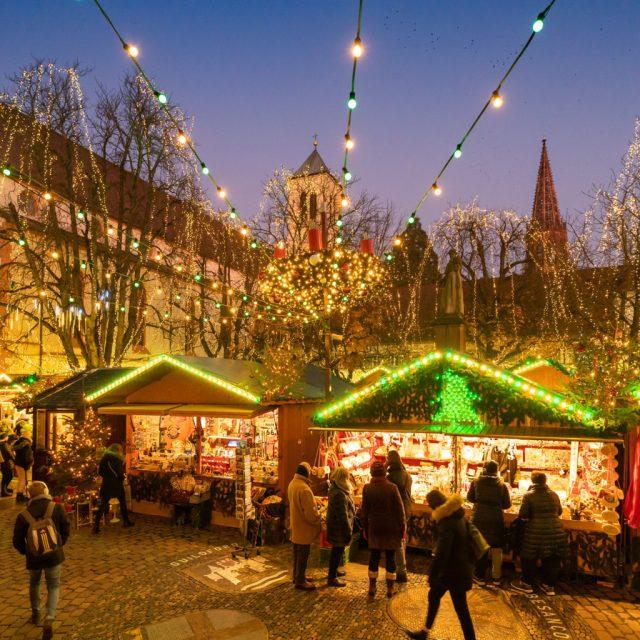 Christmas Market Freiburg