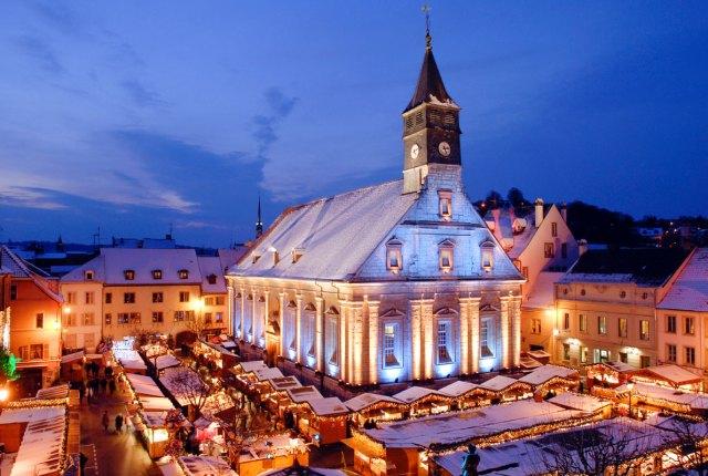 Christmas Market - Montbeliard