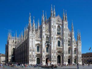 Easter in Milan