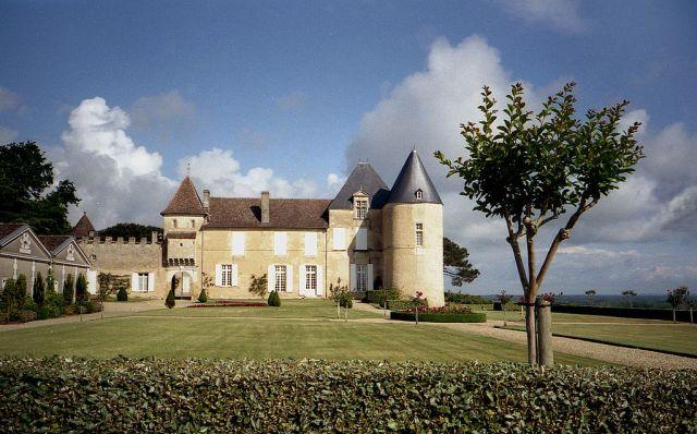 Bordeaux wine yquem