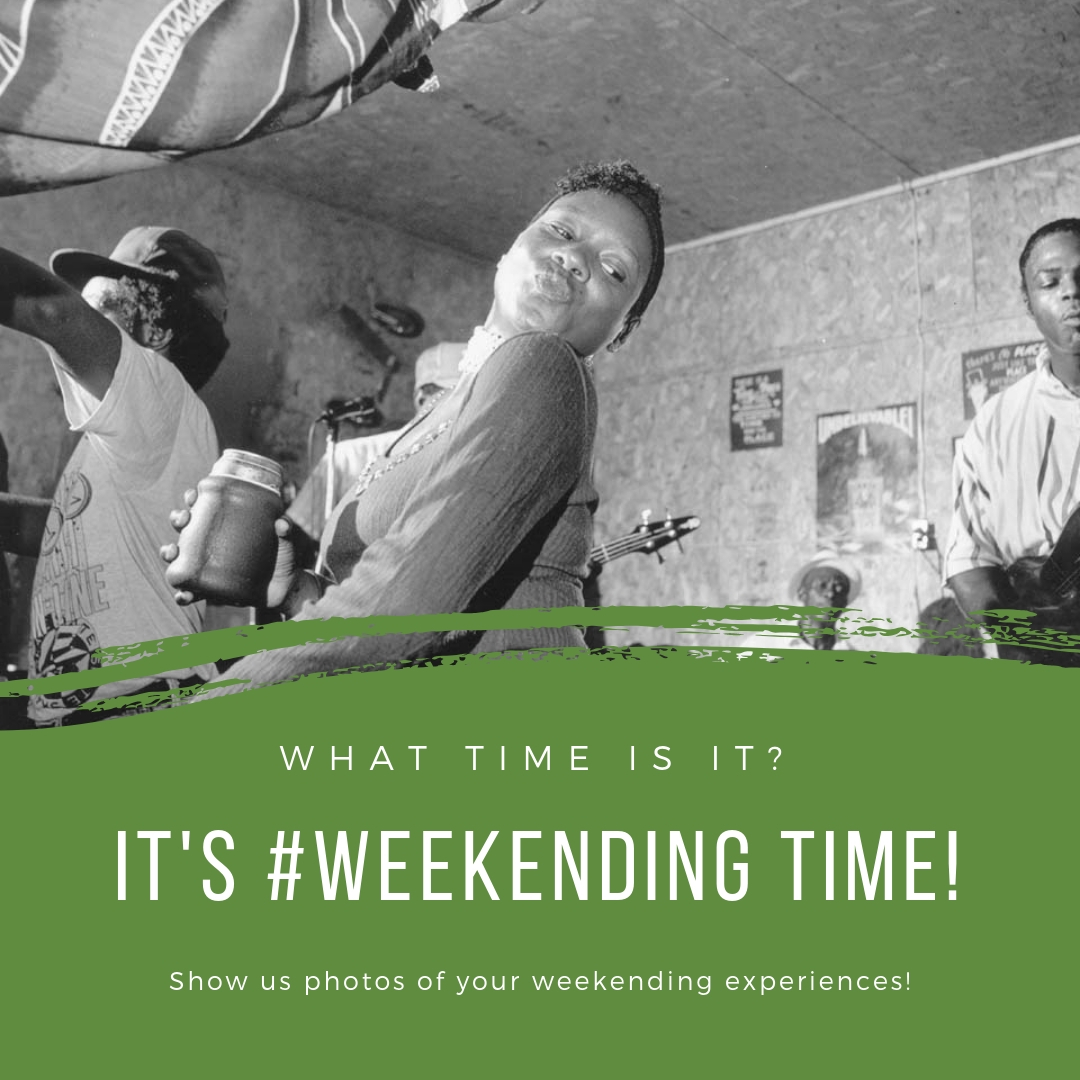 "Steamin' & Cookin' ""Do the weekending"""
