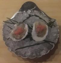 Rhum Oysters
