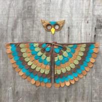 Tree + Vine | Owl Costume