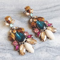 Coastline Statement Earrings $48