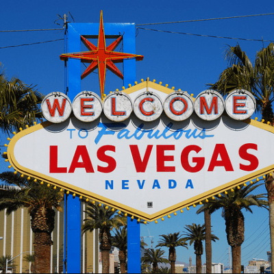 What Happens in Vegas… is Mostly Just Eating and Drinking and Stuff