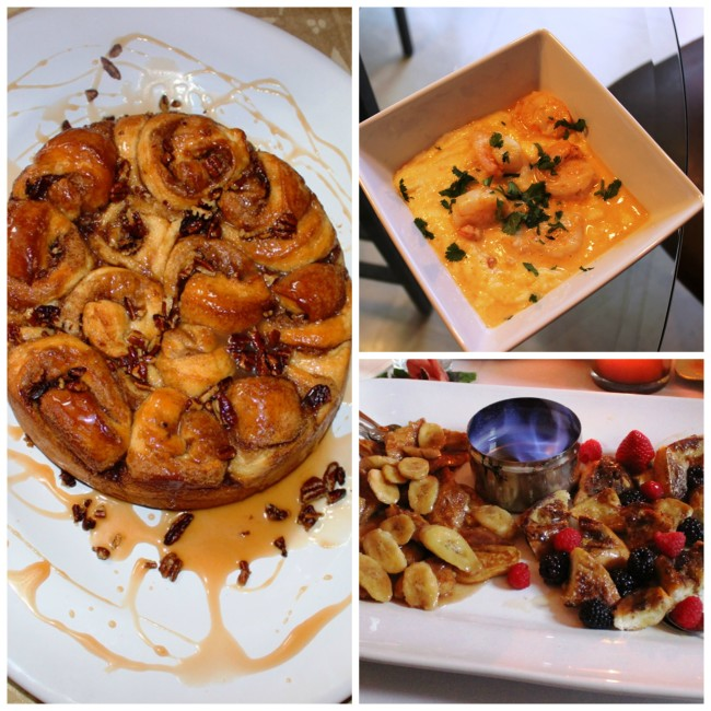 Amber Brunch Collage 2