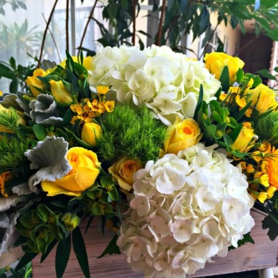 7 Easy Steps to Creating a Banging Flower Arrangment