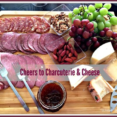 Cheers to Charcuterie  & Cheese: 4 Easy Steps to Hosting a Charcuterie and Cheese Wine Party