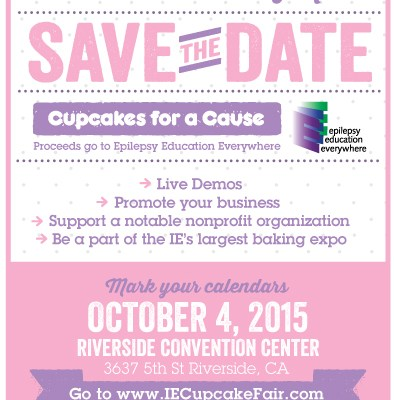 The Third Annual IE Cupcake Fair & Baking Expo