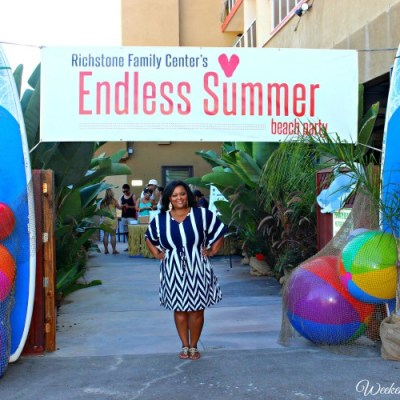 Richstone Family Center's Endless Summer Beach Party
