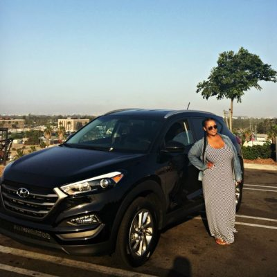 Makin Moves in the Hyundai Tucson