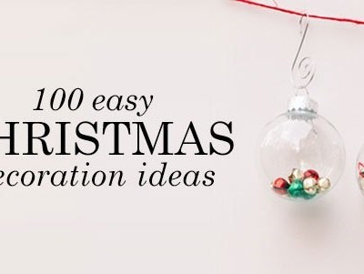 Christmas Decorating Idea's With Tiny Prints