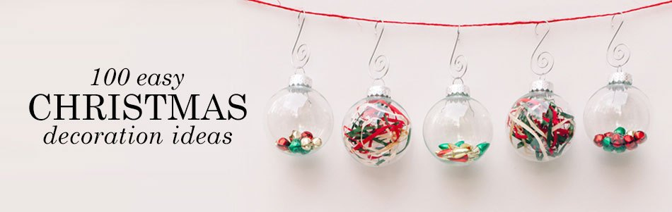 100-easy-christmas-decoration-ideas