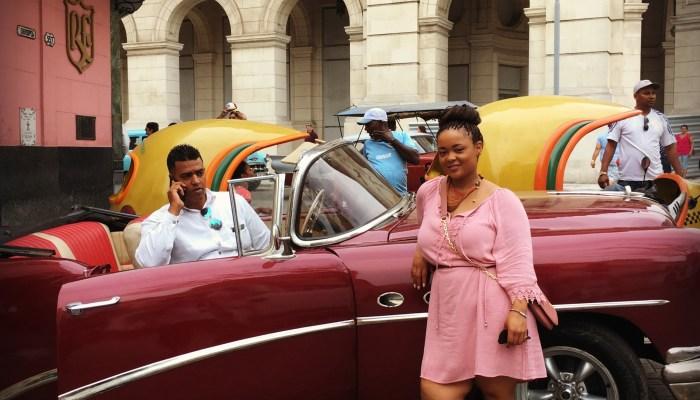 An American Girl In Cuba