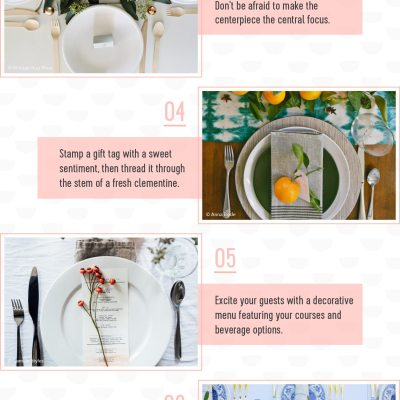Your Table Setting Guide For The Holidays