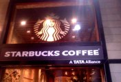 starbucks at cannaught place delhi
