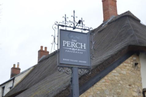 The Perch Oxford