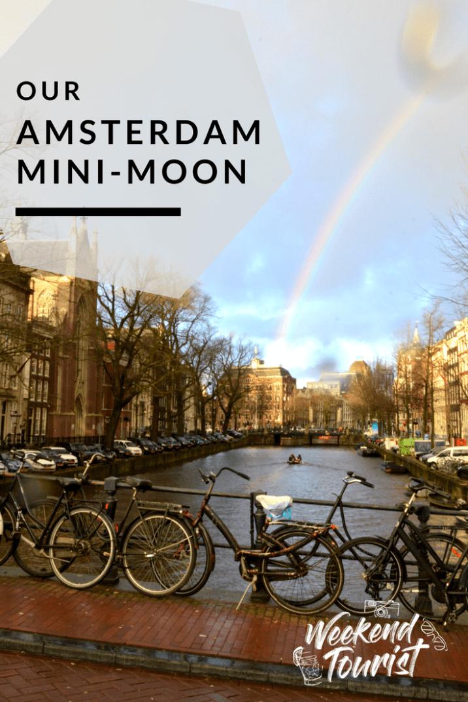 Copy of Amsterdam mini moon
