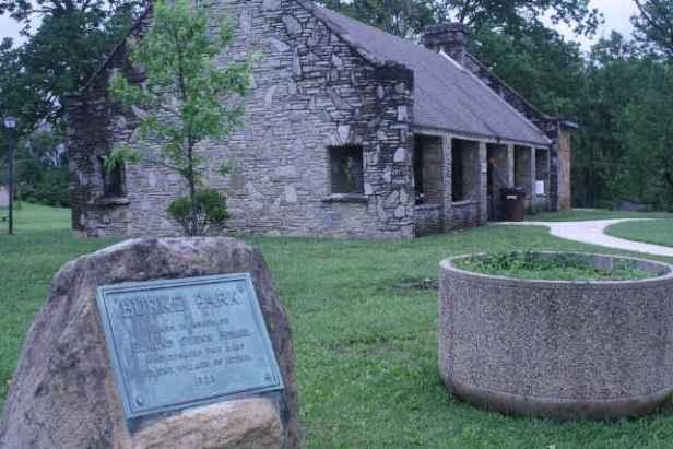 picture of pavilion