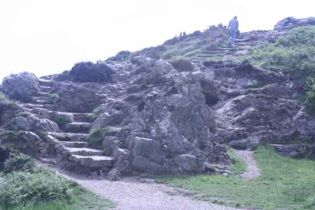 picture of cliffwalk