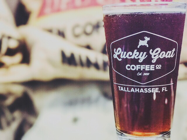 Lucky Goat Coffee is on the Tallahassee Bucket List
