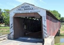 Herr's Covered Bridge