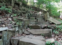 Long Path stairs