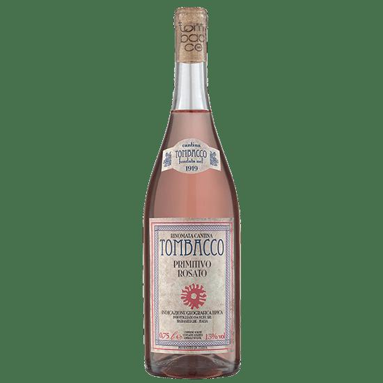 Tombacco - Primitivo Rosato Vintage