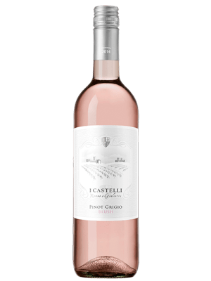 I Castelli 'Romeo e Giulietta' - Pinot Grigio Blush