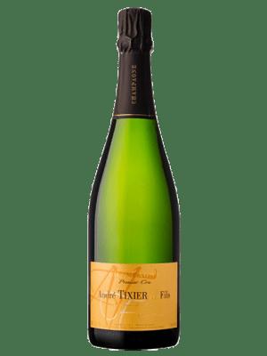 Andre Tixier et Fils - Champagne Premier Cru Brut Carte Perle