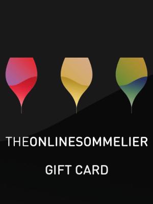 Wijn cadeaubon The Online Sommelier