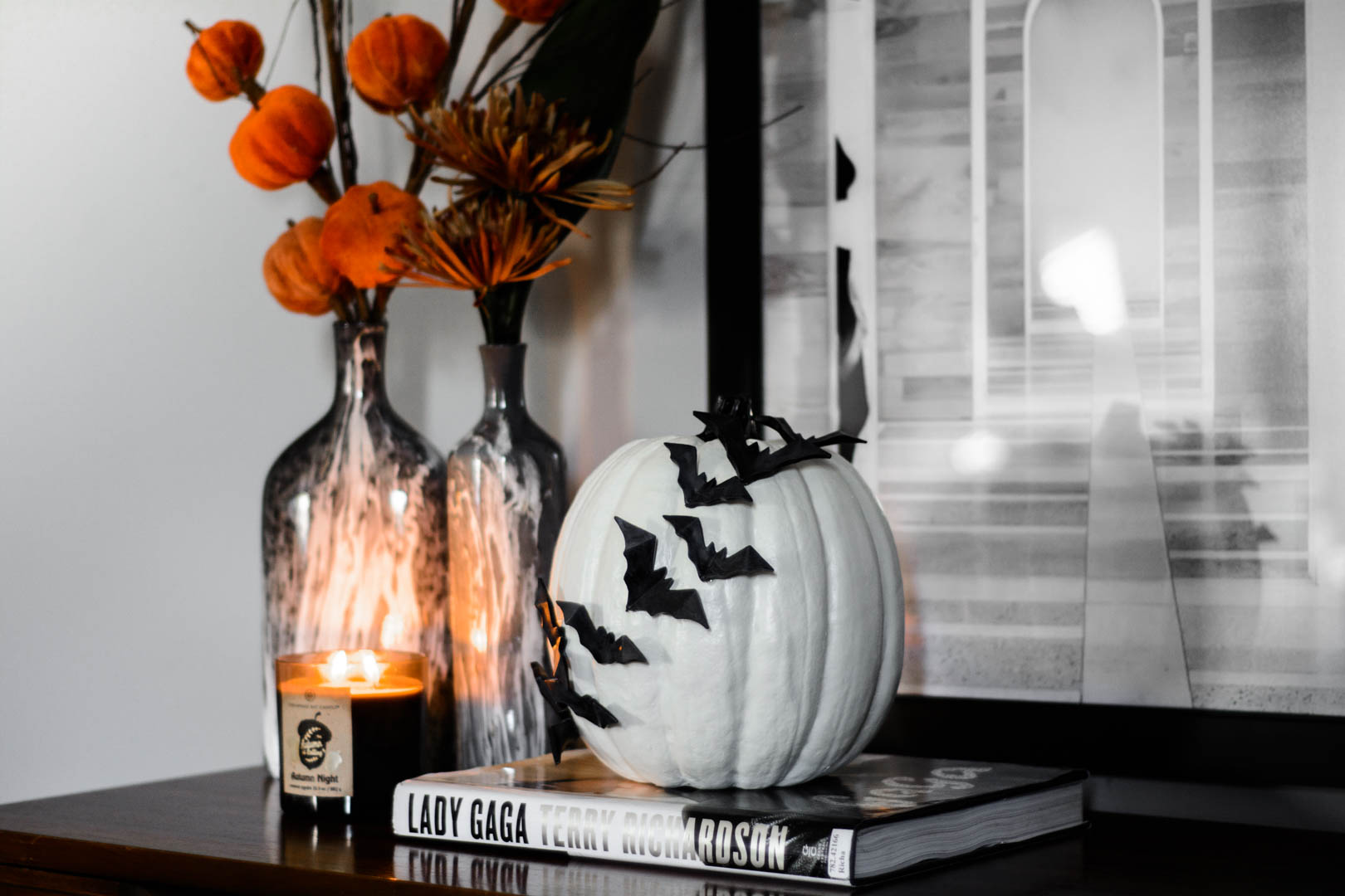 Get inspired to spookify your home, plan for a fun party and celebrate the halloween season in style! Our Fall Decor Weekend Wishing