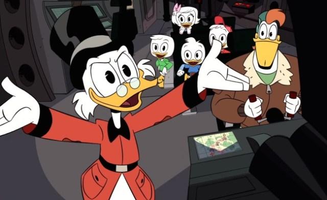 DuckTales DVD