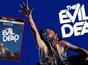 Evil Dead 4K