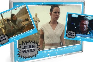 Rise of Skywalker trading cards