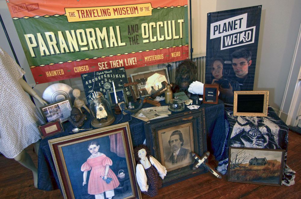 Traveling Museum of the Paranormal and the Occult