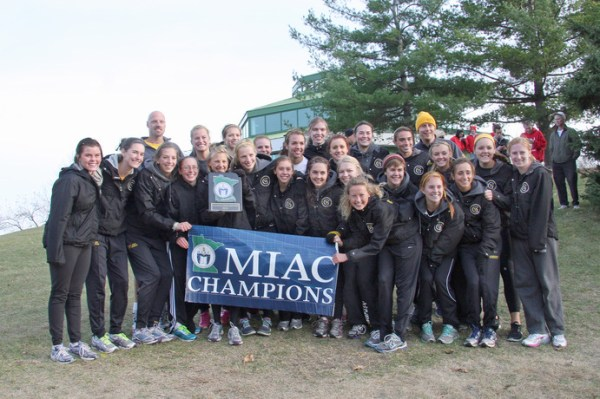 Women's Cross Country wins… | The Gustavian Weekly | The ...