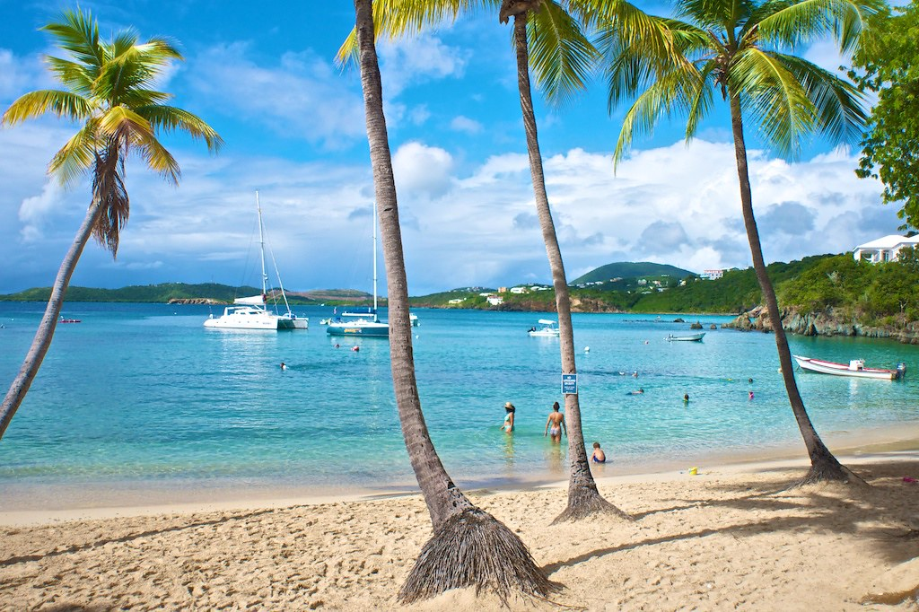 4 Best Beaches To Visit In St. Thomas