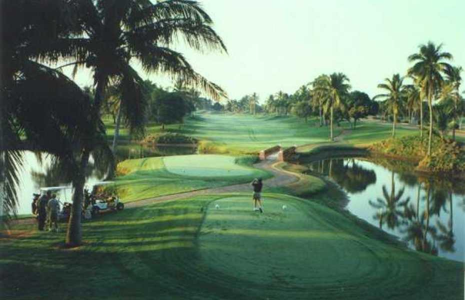 4 Top Golf Resorts In Mexico