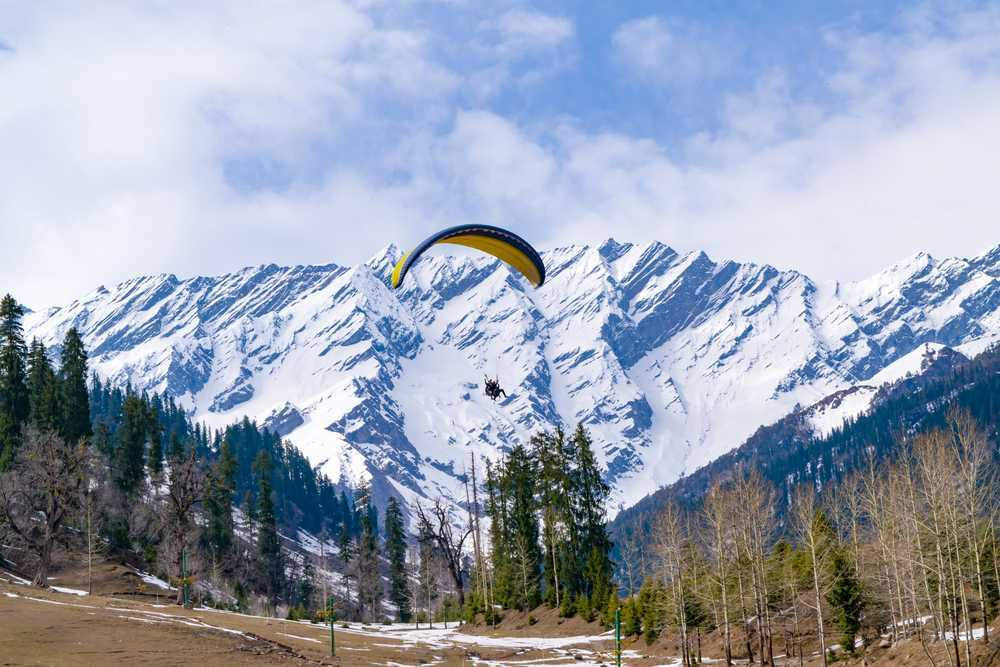 5 Best Places To Visit In Manali