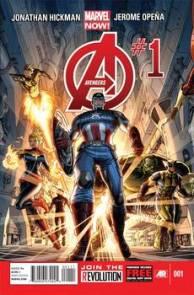 Credits: Marvel NOW!