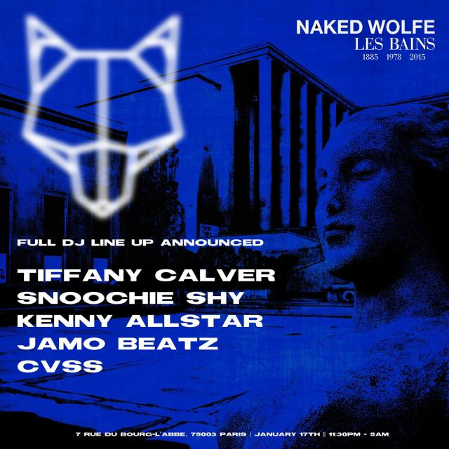 Naked Wolfe Party