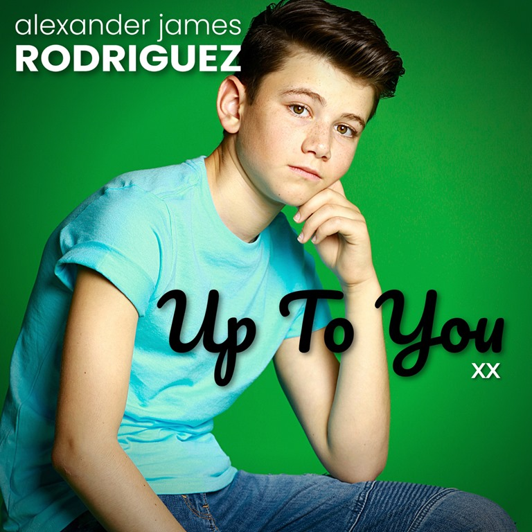 'Alexander James Rodriguez' drops energetic pop single 'Up To You'