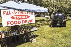 hiram-police-food-drive