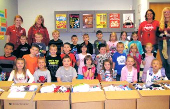 Crestwood Primary School Celebrates Socktober