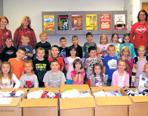 Crestwood Primary School Celebrates Socktober