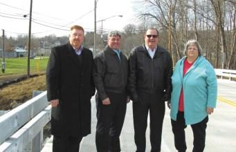 Mantua's High Street Bridge Reopens