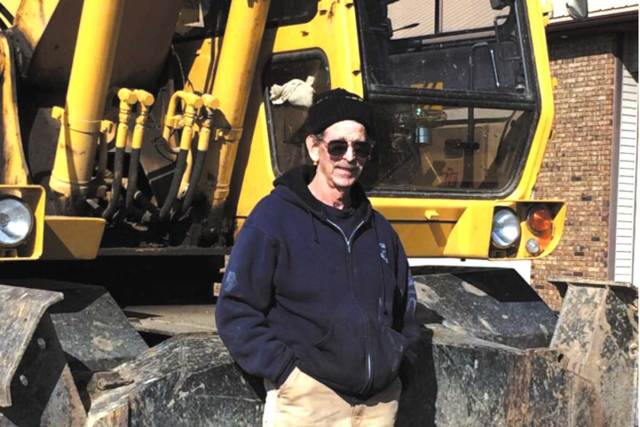 At the end of February, the Hiram Township Road Services Department bid farewell to Don Bello, upon his retirement after 14 years of service.