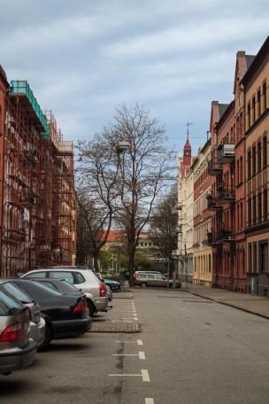 Morning in Rörsjöstaden.