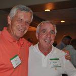 Steve Marlier (Charlotte, NC) and Bob DeJonghe.
